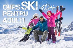 Curs ski pentru adulți