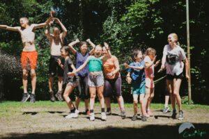 Sport és kaland tábor