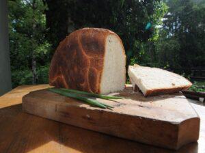 Pâine de casă cu cartofi