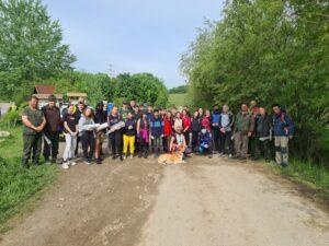 Read more about the article Sepsi Trails: Curățenia de primăvara / Tavaszi nagytakaritás