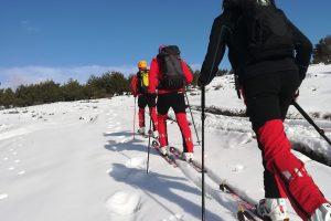 Descoperă schiul de tură
